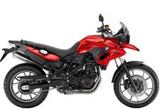 Alquiler de moto BMW F 700 GS en España