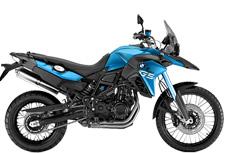Alquiler de moto BMW F 800 GS en España