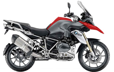 BMW G 650 GS moto de alquiler
