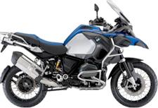Alquiler de moto BMW R 1200 GS Adventure en España